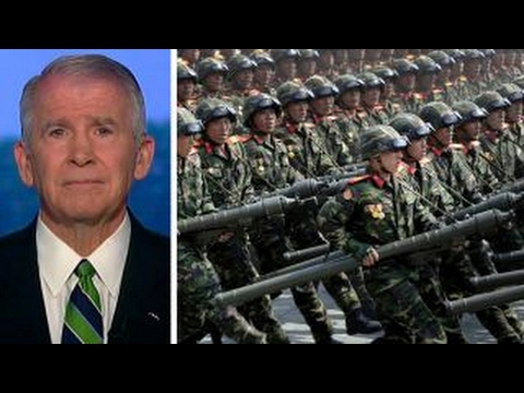 Oliver North on how Trump should respond to North Korea
