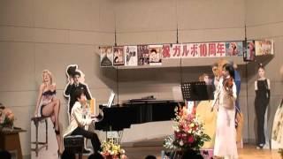 原節子 さん主演の映画「東京の女性」の挿入歌として発表されたこの歌は...