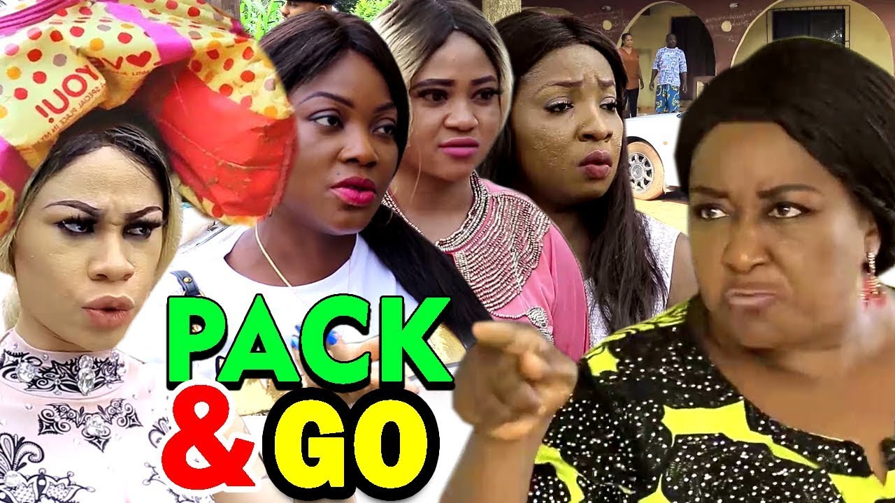 Download PACK & Go Season 1&2 - Ebele Okaro 2020 Latest Nigerian Movie