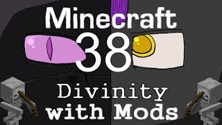 Minecraft: Divinity with Mods(38): I
