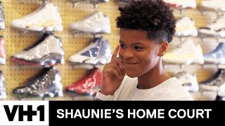 Shaqir Spends All His Money on Yeezys | Shaunie's Home Court