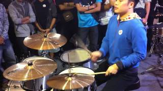 Music Malaysia - Jakarta Session Drummer Jam