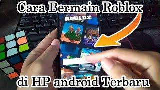 #1 CARA BERMAIN ROBLOX DI HP ANDROID 2021 (CARA DAFTAR) screenshot 1