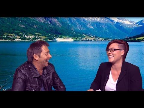 Gilbert im Interview bei Radio VHR