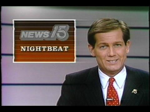 1987 - Ken Owen '82 Fort Wayne News Anchor Clips