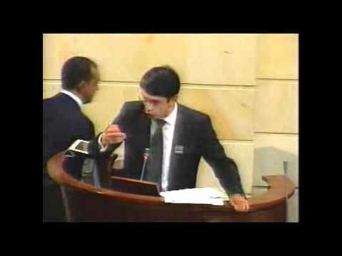 Intervención Senador Camilo Romero / Debate pobreza y desigualdad en Colombia