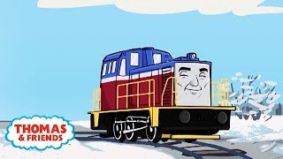 Ivan's Chilly Way Home | Great Race Friends Near and Far | Thomas & Friends