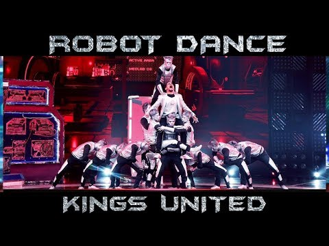Robot Title Song   Dance Champions   Kings United Clean mix.