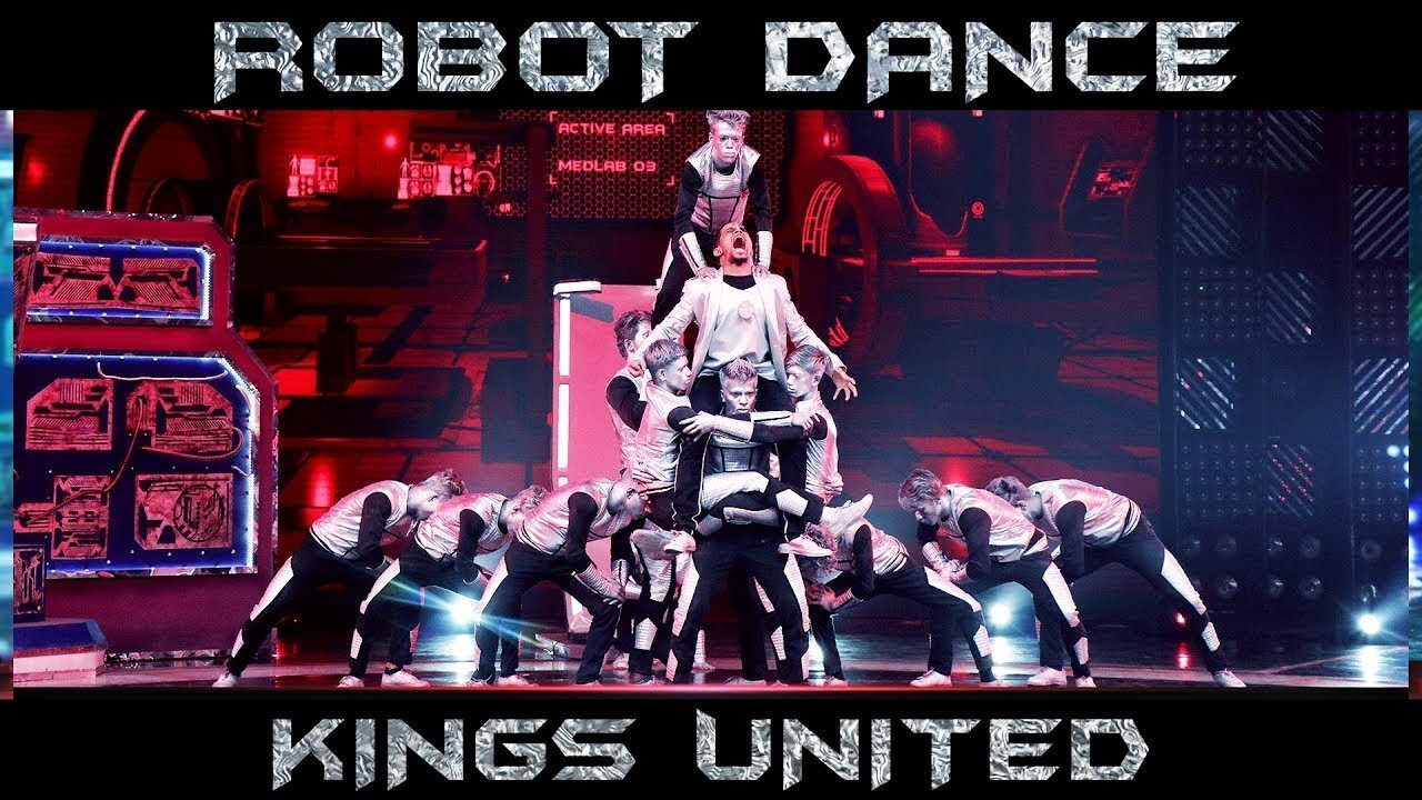 Robot Title Song Dance Champions Kings United Clean Mix Youtube