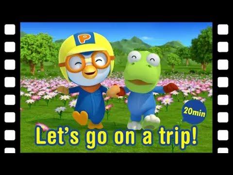 #34 Let's go on a trip! (20min) | Kids movie | kids animation | Animated Short | Pororo Mini Movie