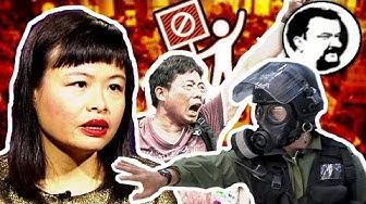 Miksi Hongkongin Mielenosoitukset Jatkuvat? - Julia Chen | Dosentti