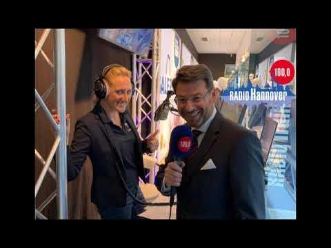 ÜSTRA Vorstand im Interview bei Radio Hannover