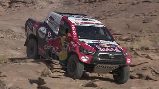 2021 Dakar Rally Stage 3