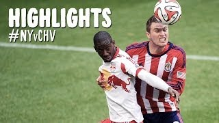 HIGHLIGHTS: New York Red Bulls vs. Chivas USA | March 30, 2014