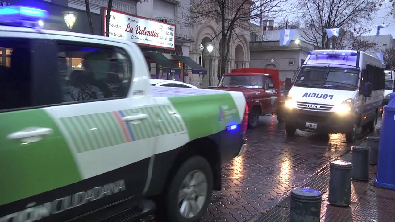 Nueva cuarentena: controlan la circulación de vehículos y transporte público en San Fernando