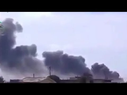 Russia: Airstrikes aimed at ISIS inside Syria