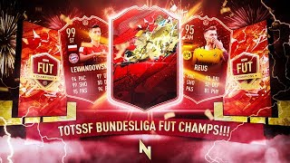 EPIC BUNDESLIGA TOTS FUT CHAMPS REWARDS!!! - FIFA 20 Ultimate Team