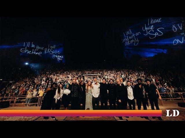 Lauren Daigle - The Look Up Child World Tour: Red Rocks Amphitheatre (9.29.19)