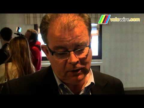 Interview Yvon Sanquer, manager de l'équipe Cofidis
