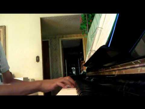 Zelda- Song of Healing on piano