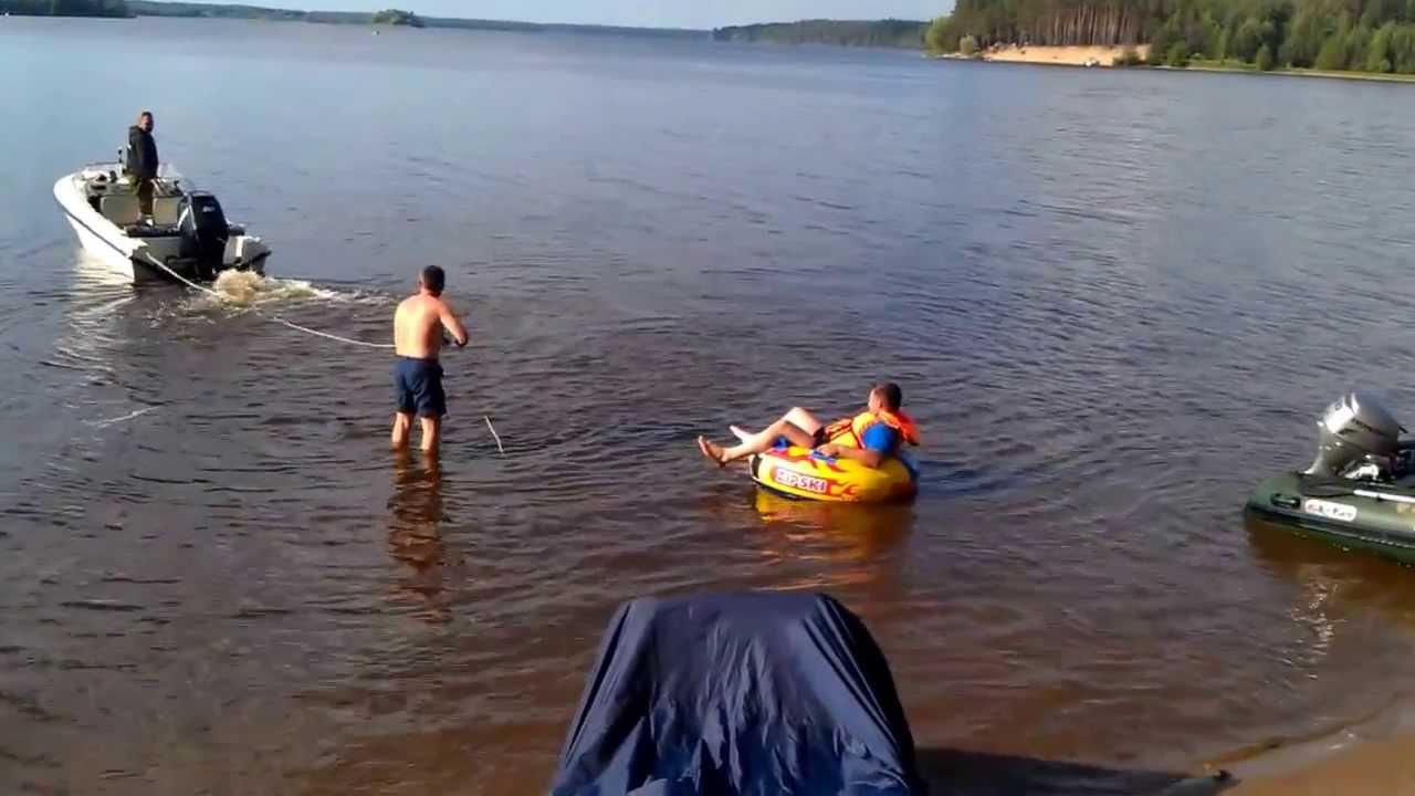 катера лодки ватрушки