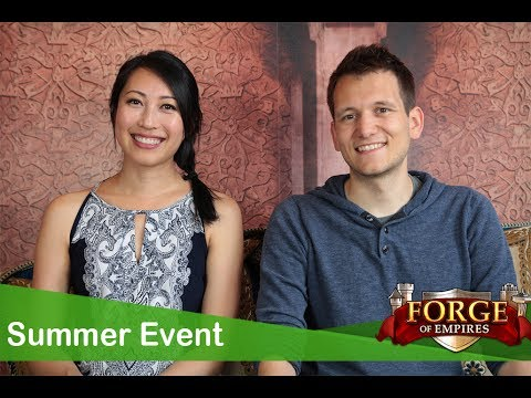 Forge Of Empires Summer Event 2020.Forge Of Empires Summer Event