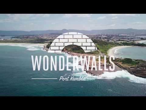 Wonderwalls Festival – Port Kembla