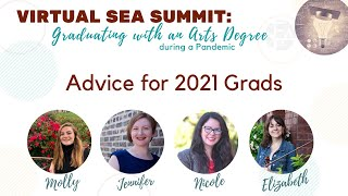 Panel: Advice for 2021 Grads