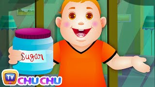 Johny Johny Yes Papa Nursery Rhyme - Cartoon Animation Rhymes & Songs for Children