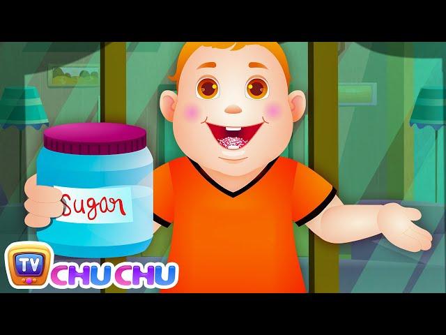 Johny Johny Yes Papa Nursery Rhyme - Cartoon Animation Rhymes & Songs for Children