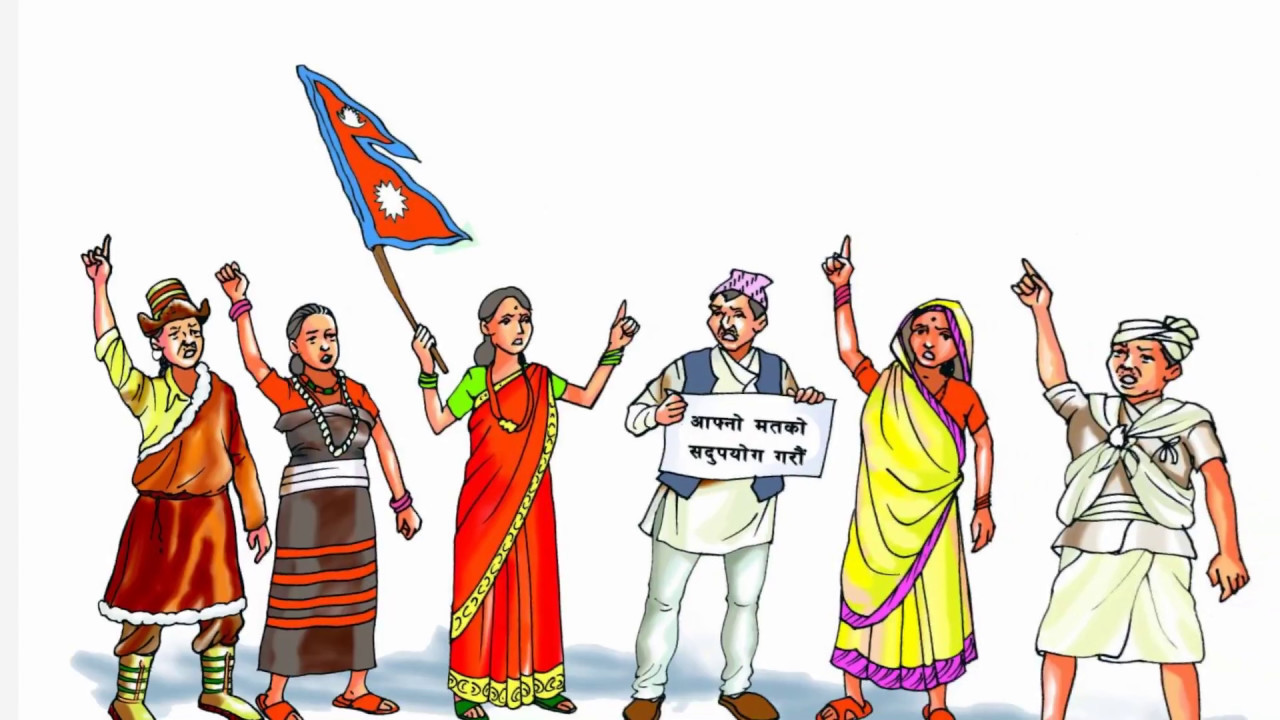 Image result for Nepal election