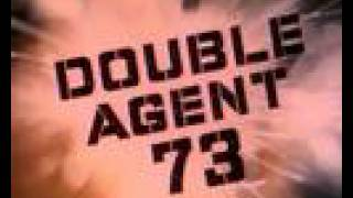 "Weird Movie trailers 10 of 44 - ""DOUBLE AGENT 73"""