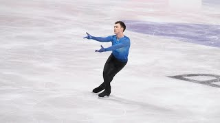 Dmitri Aliev Test Skates 2021 SP Дмитрий Алиев Прокаты 2021 КП 11 09 2021