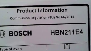 Духовой шкаф Bosch HBN 211.4(, 2016-05-19T15:51:50.000Z)