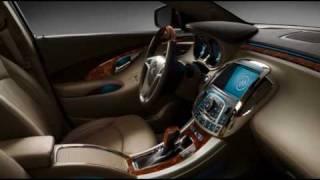 2010 Buick LaCrosse in detail