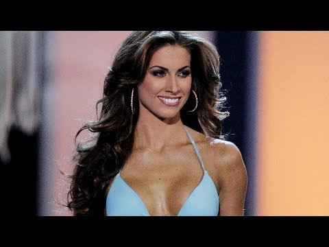 AJ McCarrons Girlfriend Katherine Webb is BCS Game Winner
