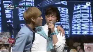 150625 Junior & BamBam (GOT7) MC Cut @ M! Countdown (CUT 2)