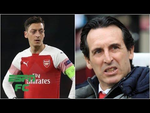 Is Unai Emerys Arsenal flying under the radar despite an Ozil conundrum? | Premier League