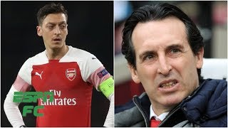 Is Unai Emery's Arsenal flying under the radar despite an Ozil conundrum? | Premier League