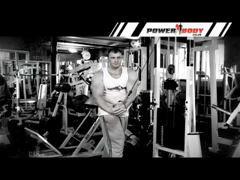 Cable Ab Twist - Gym Exercise Techniques