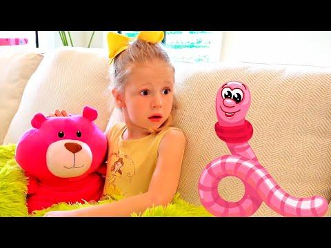Nastya và câu chuyện về cách trẻ em không nên cư xử