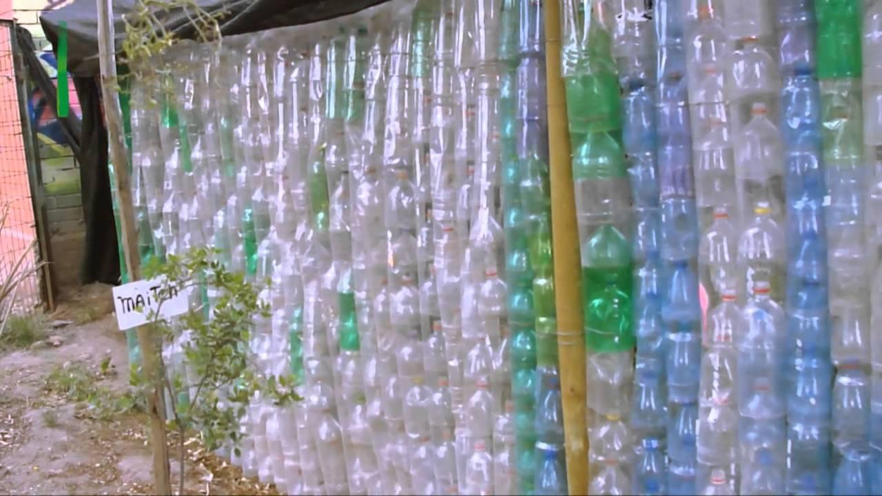 Invernadero con botellas plasticas youtube - Como hacer invernadero casero barato ...