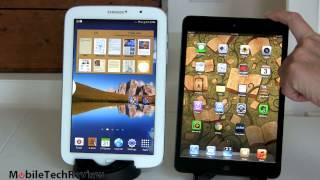 ipad mini vs samsung galaxy note 8 0 comparison smackdown