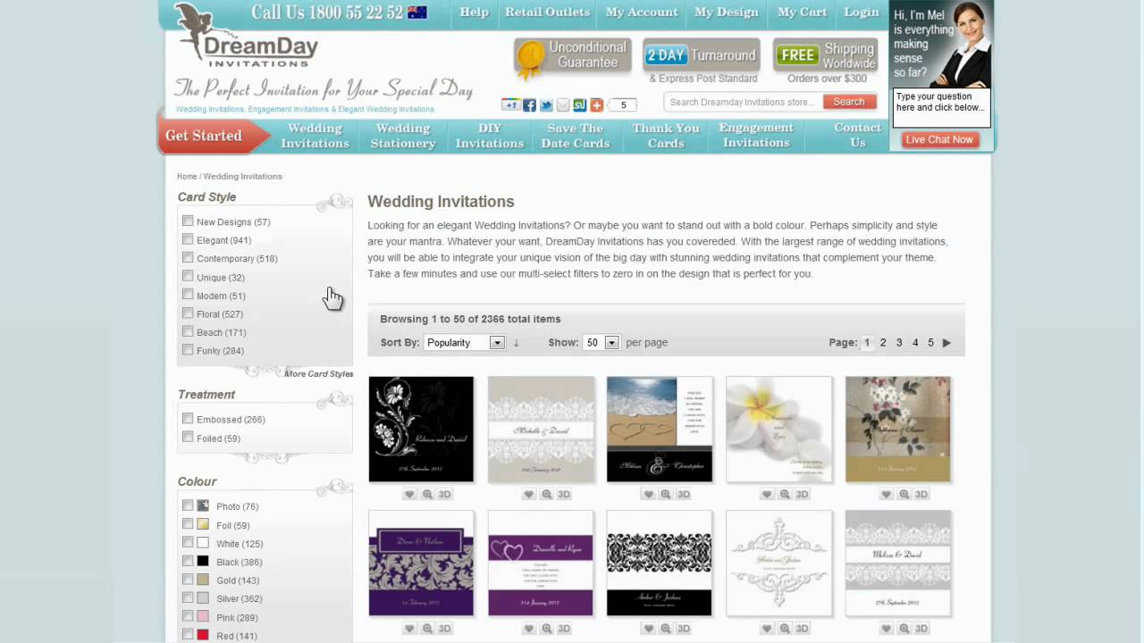 Dreamday Invitations How To Pick Your Perfect Wedding Invitation