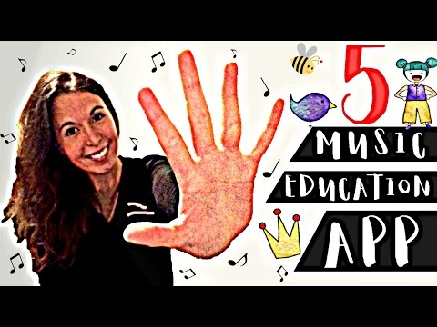 5 Music Education Apps| 5 App Musicali per bambini MusiView
