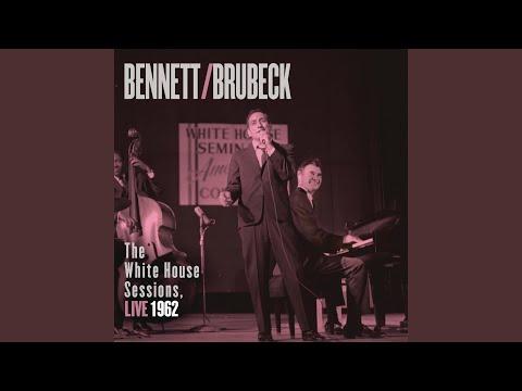 Introduction of Dave Brubeck Quartet (Live)