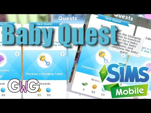 the-sims-mobile--baby-quest