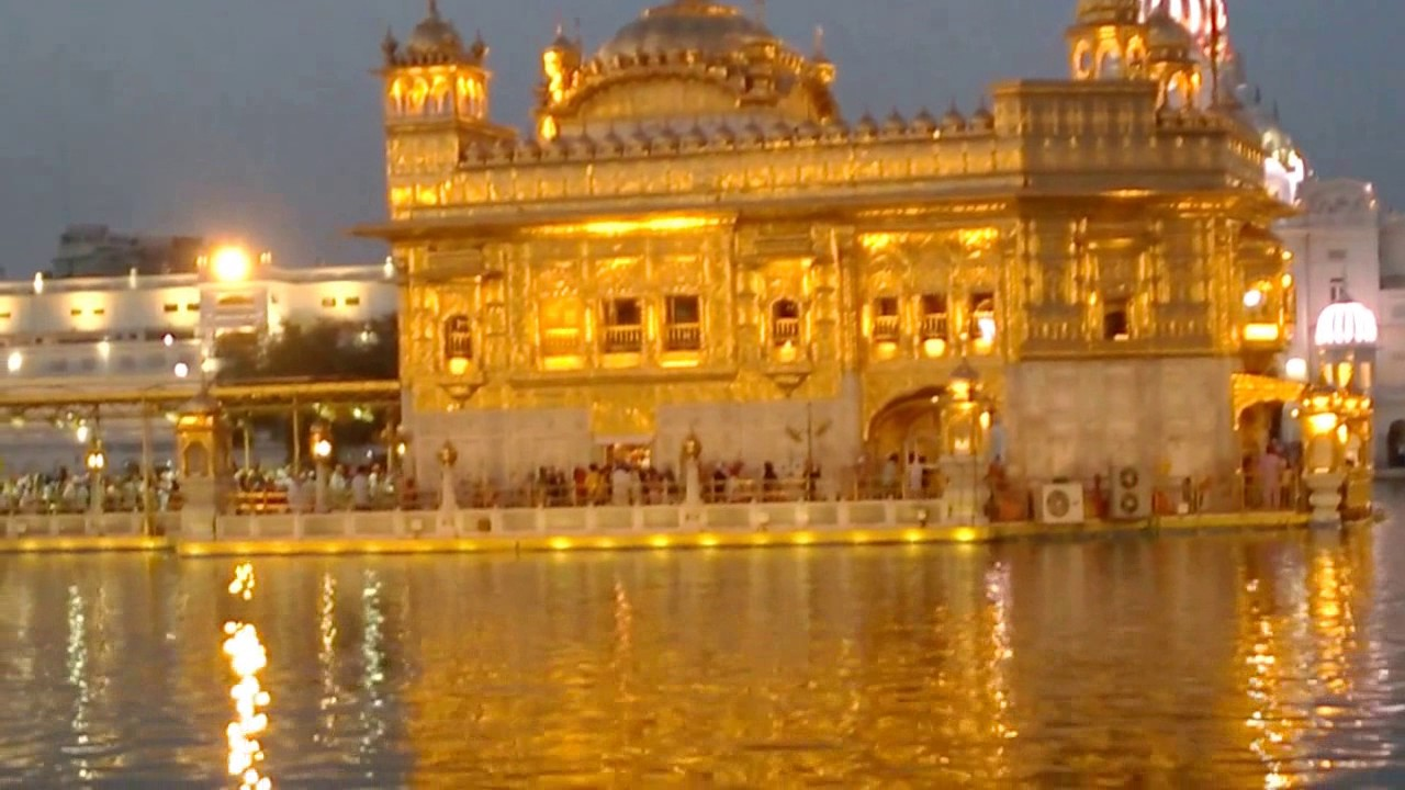 trip to golden temple, amritsar - youtube