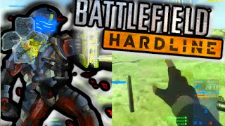 battlefield hardline rare reload animations easter egg dead space star wars bfh multiplayer gameplay