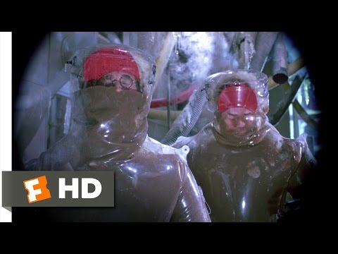 Brazil (9/10) Movie CLIP - Harry Wastes Central Services (1985) HD